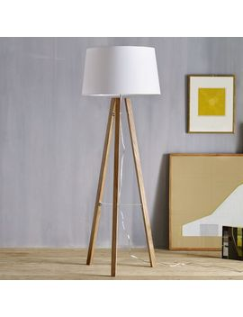 tripod-wood-floor-lamp by west-elm