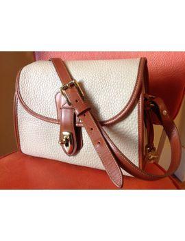 beautiful-vintage-dooney-and-bourke-arrowhead-essex-handbag by avintagepeace