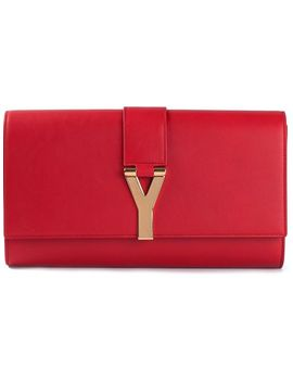 classic-y-clutch by saint-laurent