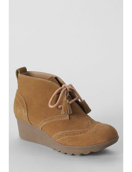 womens-chalet-chukka-booties by lands-end