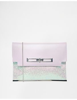 new-look-glitter-macy-clutch-in-lilac by new-look