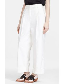 cuffed-wide-leg-pants by 31-phillip-lim