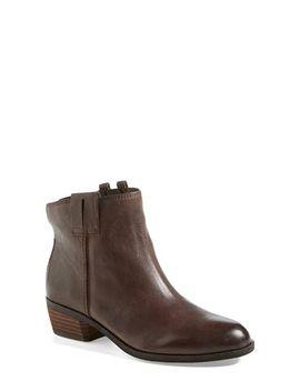 james-round-toe-bootie by sam-edelman