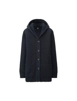 women-heavy-gauge-hooded-coat by uniqlo