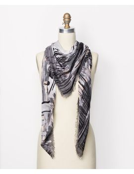 city-skyline-scarf by ann-taylor