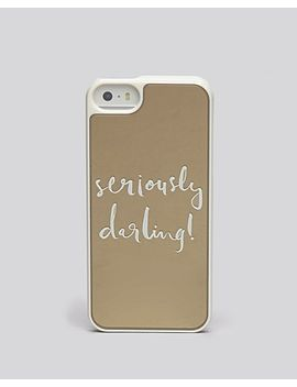 iphone-5_5s-case---resin-seriously-darling by kate-spade-new-york