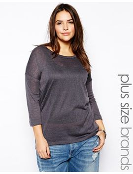 new-look-inspire-drop-sleeve-knitted-top by new-look-inspire