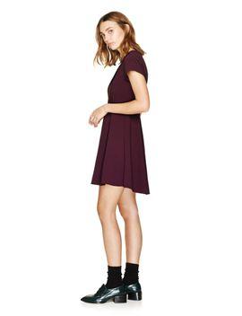 foucalt-dress by wilfred
