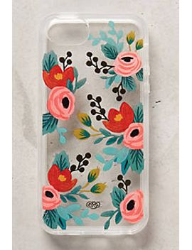 lucere-floral-iphone-5-case by anthropologie