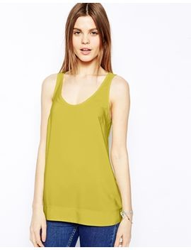 asos-woven-vest-top by asos-collection
