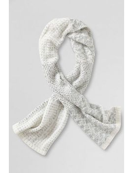 womens-texture-marl-scarf by lands-end