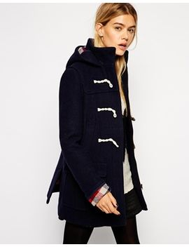 asos-classic-bonded-duffle-coat by asos-collection