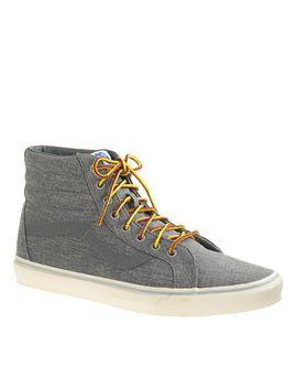 mens-vans®-for-jcrew-sk8-hi-reissue-sneakers by mens-vans