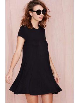 nasty-gal-take-the-shirt-cut-dress by nasty-gal