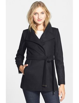 short-belted-wrap-coat by ted-baker-london