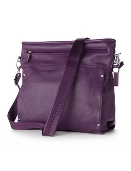 buxton-leather-satchel by kohls