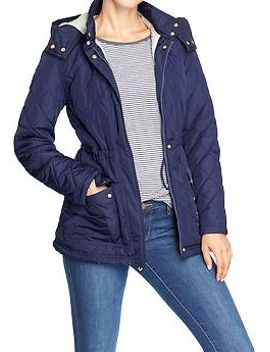 womens-quilted-sherpa-lined-anoraks by old-navy