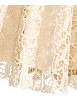 circle-dress-in-lace by h&m
