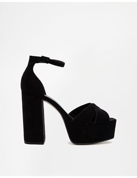 asos-haunted-heeled-sandals by asos-collection