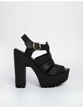 new-look-proddy-grunge-sole-heeled-sandals by new-look