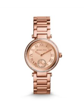 skylar-rose-gold-tone-bracelet-watch by michael-kors