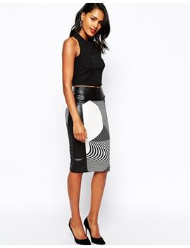 river-island-swirl-print-pencil-skirt by river-island