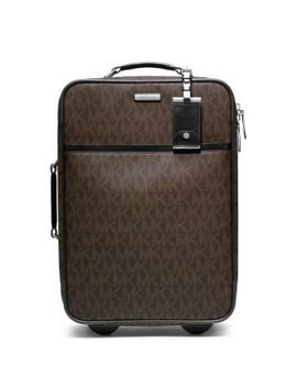jet-set-travel-logo-trolley-suitcase by michael-kors