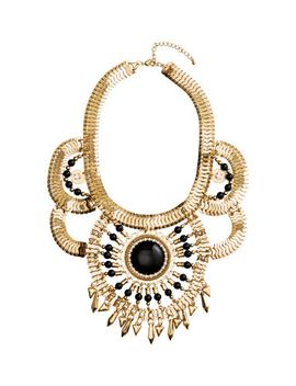 wide-necklace by h&m
