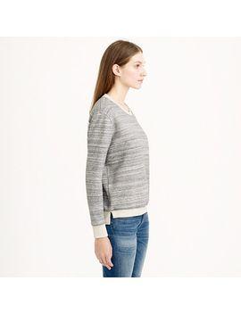 oversize-sweatshirt by jcrew