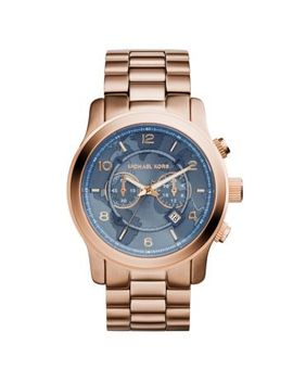 watch-hunger-stop-oversized-runway-rose-gold-tone-watch by michael-kors