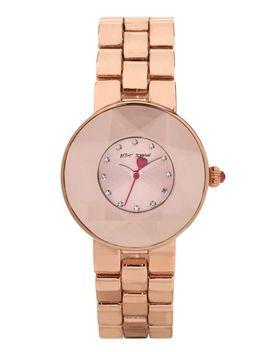 round-bracelet-watch,-33mm by betsey-johnson
