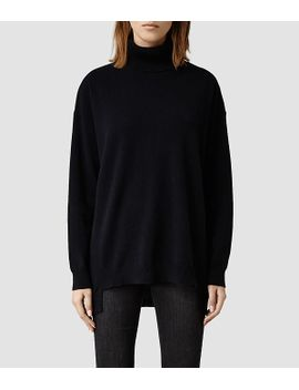 dana-cashmere-funnel-neck by allsaints