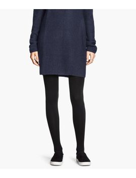fleece-tights by h&m