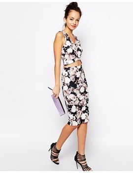 new-look-grunge-floral-print-scuba-pencil-skirt by new-look