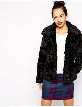 new-look-faux-fur-coat by new-look