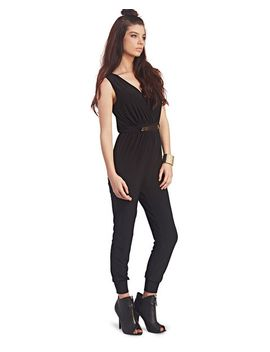 cool-girl-surplice-jumpsuit by wet-seal