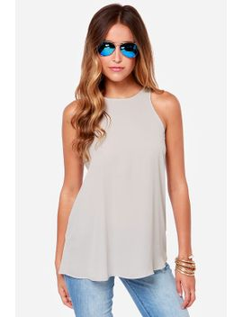 at-first-crush-grey-top by lulus