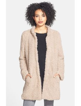 faux-fur-jacket by kenneth-cole-new-york