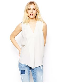asos-tall-soft-origami-top by asos-tall