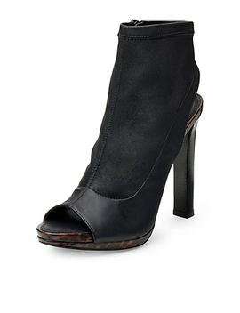 amara-stretch-leather-open-toe-bootie by dvf