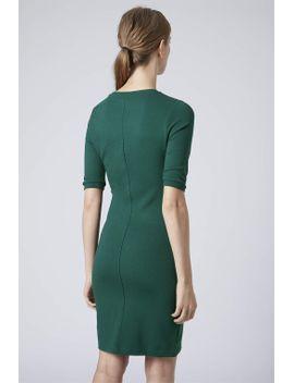 jersey-mini-bodycon-dress by topshop