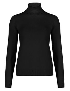 pure-cashmere-polo-neck-jumper by marks-&-spencer