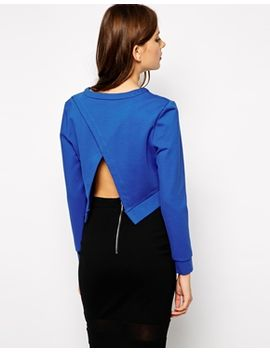 lavish-alice-cropped-sweatshirt-with-wrap-back-detail by lavish-alice