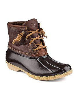 womens-saltwater-duck-boot by sperry