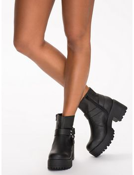 heavy-cleated-ankle-boot by river-island