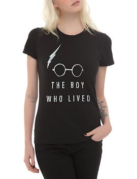 harry-potter-the-boy-who-lived-girls-t-shirt by hot-topic