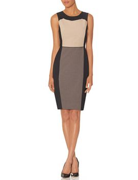 collection-colorblock-sheath-dress by the-limited