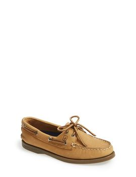 authentic-original-leather-boat-shoe-(women) by sperry-top-sider®