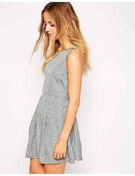 iska-printed-skater-dress by dress
