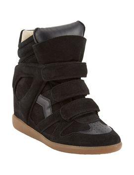 bekett-hidden-wedge-sneakers by isabel-marant